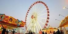 مهرجان الصغار لأول مرة في القرية العالمية