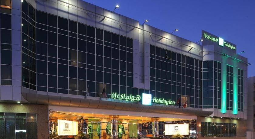 هوليدي ان بر دبي