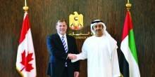 الإمارات من أهم الدول المستقطبة للشركات الكندية