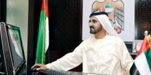 محمد بن راشد أكثر القادة تأثيرًا في السياحة على مستوى العالم