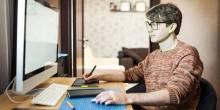 دراسة: العمل الحر يسبب القلق والتوتر
