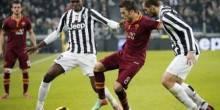 يوفنتوس يستضيف روما في مباراة لاتقبل القسمة على اثنين
