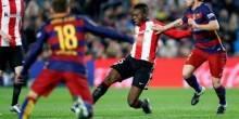 اليوم في كأس اسبانيا .. برشلونة في مهمة صعبة أمام الجريح بلباو