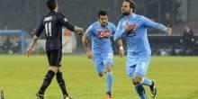 اليوم .. مواجهة نارية بين نابولي وإنتر في كأس ايطاليا