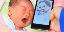 تطبيق جديد يكشف عن أسباب بكاء الأطفال حديثي الولادة