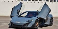"""شاهد صور لسيارة """"مكلارين 675 إل تي 2016"""" في الإمارات"""