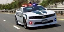 دوريات شرطة دبي تصل إلى مواقع الحوادث في أقل من 15 دقيقة
