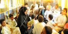 """الفريج مكتبة متنقلة للأطفال بمبادرة من """"زايد للعطاء"""""""