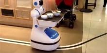 معرض اكسبو ذوي الإعاقة 2016 يعرض أول مقهى روبوتي في المنطقة