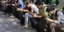 الهند تسجل مليار مستخدم للهواتف الذكية
