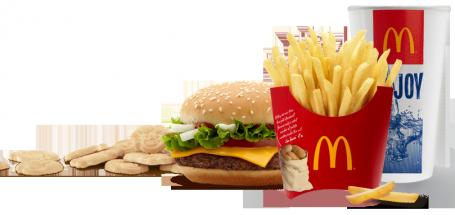 مطعم ماكدونالدز – النهضة