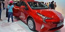 تويوتا تطرح أول سيارة هجينة في الإمارات