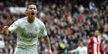 رودريجيز يقرر الرحيل عن ريال مدريد إلى اليونايتد