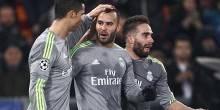 بالفيديو والصور: ريال مدريد يقترب من دور الثمانية بفوز نظيف علي روما
