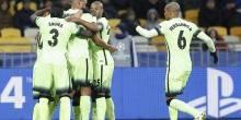 بالفيديو والصور: مانشستر سيتي يضع قدم في دور الثمانية بفوز علي دينامو كييف