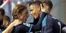 بالفيديو والصور: مالاجا ينجح في تعطيل ريال مدريد بتعادل إيجابي