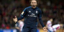 لوكا مودريتش يعبر عن سعادته بعد التجديد مع ريال مدريد