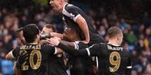 بالصور والفيديو: ليستر سيتي يخرج من أرض مانشستر سيتي بالفوز الأهم