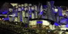 دبي القابضة تعلن عن كلفة إنشاء مول العالم
