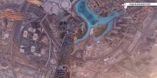 بالفيديو: طائرة بدون طيار تصور مشاهد مثيرة لبرج خليفة