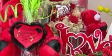 بالفيديو: الورود وعيد الحب في دبي
