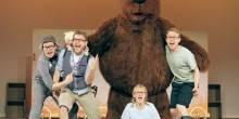 """مسرحيّة """"نحن في طريقنا إلى صيد الدب"""""""