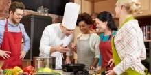دروس احترافيّة في مهرجان دبي للمأكولات