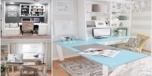 10 أفكار رائعة وحديثة لاستغلال المساحات في مكتب العمل في المنزل