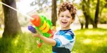 ألعاب للطفل في مرحلة ما قبل المراهقة