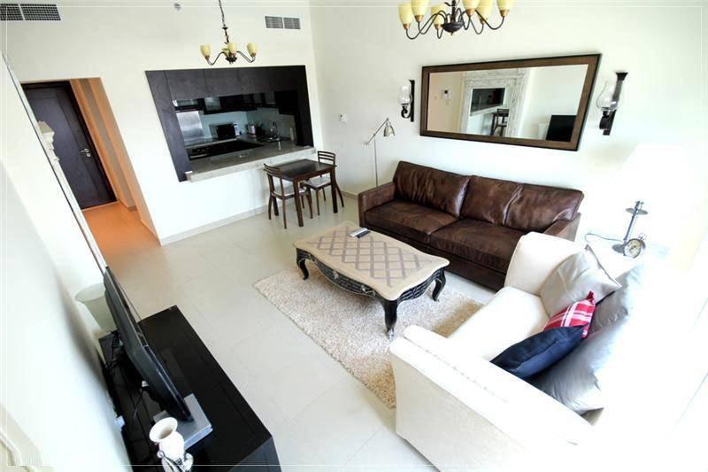Dubai Apartments – The Greens – Mosela