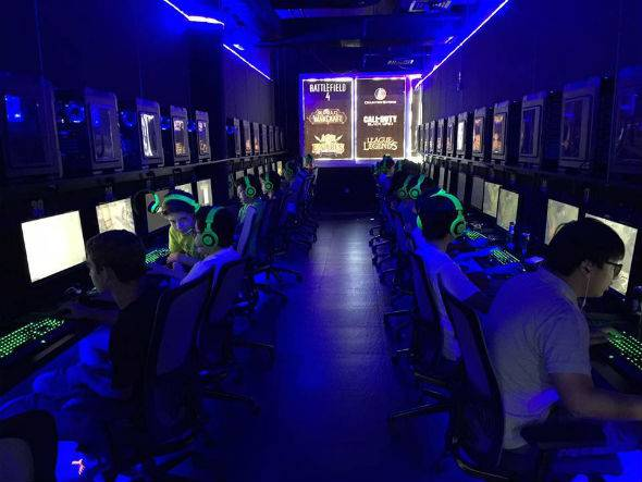 lan gaming cafe sydney - photo#13