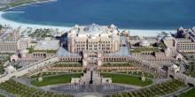 قصر الإمارات يفوز بالمركز الثاني كأفضل فندق ومنتجع بالشرق الأوسط لسنة 2015