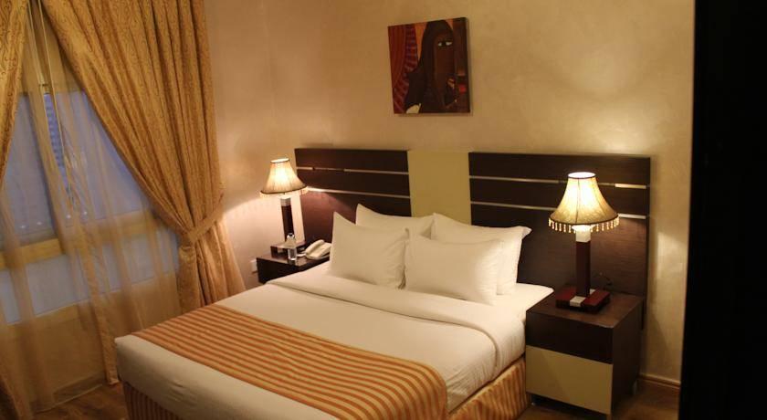 بوليفارد سيتي سويتس للشقق الفندقية