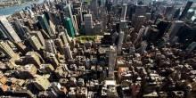 مشاهد لنيويورك من فوق مبنى إمباير ستيت