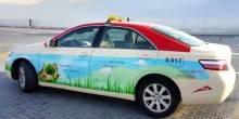 خطة لتحويل 50% من مركبات أجرة دبي إلى هجينة