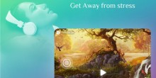 تطبيق away للاسترخاء والتمتع بأصوات الطبيعة