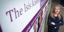 المدرسة البريطانية ISIS تغير اسمها بسبب داعش