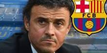 لويس إنريكي .. مائة مباراة مع برشلونة
