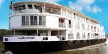 تعرف على سفينة النهر الجديدة Ganges Voyager II عن قرب
