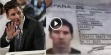 الحكم على مصور جواز سفر ميسي بالسجن لمدة شهر