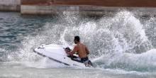 """تواصل تأجير مركبات """"الجيت سكي"""" على شواطىء أبوظبي بشكل غير قانوني"""