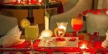 مطاعم بأجواء رومانسية لتناول العشاء في عيد الحب بدبي