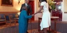 بالفيديو: مسنة تبلغ 106 عام ترقص مع أوباما في البيت الأبيض
