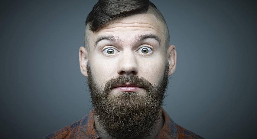 'When a fashion such as growing a beard goes mainstream' it loses the advantage of rarity.'