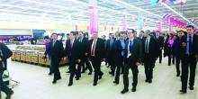 مجموعة ماجد الفطيم تفتتح أول فروع كارفور ماركت في كازاخستان