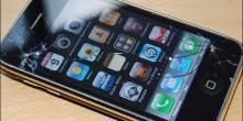 آبل تبادر باستبدال هواتف العملاء المكسورة بأخرى جديدة