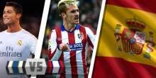 اليوم..مواجهة نارية بين ريال مدريد وأتلتيكو على وصافة الليجا