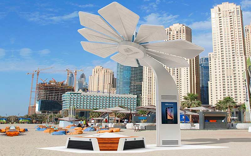 smart-palms-free-wifi-dubai-beach