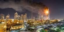 سياحة دبي لم تتأثر بعد حريق فندق العنوان