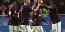 بالصور والفيديو: الميلان لنهائي كأس إيطاليا بخماسية نظيفة علي ألساندريا